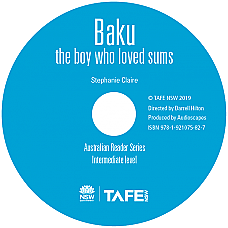 Baku  boy who loved sums (Audio CD)