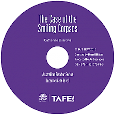 Case of  Smiling Corpses (Audio CD)