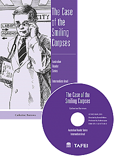 Case of  Smiling Corpses (Reader & CD)