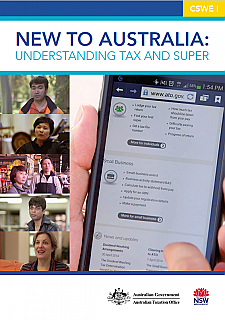 New to Australia: Understanding tax and super (CSWE Cert I, free download)