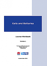 Cells and Batteries Learner Workbook Version 1.
