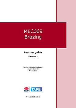 MEC069 Brazing