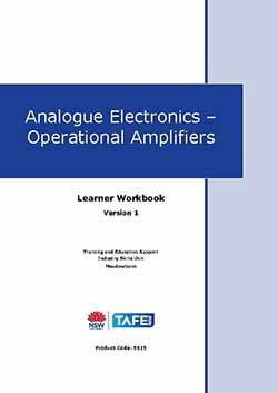 Analogue Electronics - Operational Amplifiers