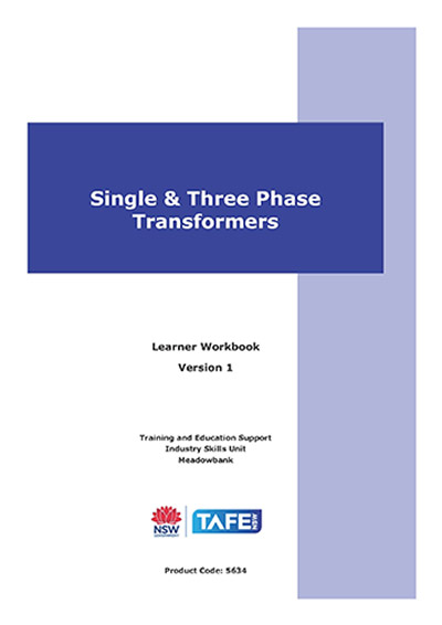 SINGLE & THREE PHASE TRANSFORMERS - VERSION 1