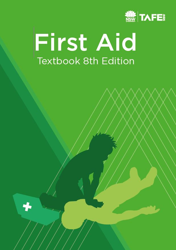 First Aid Textbook 8th Edition
