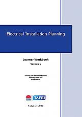 Electrical Installation Planning Learner Workbook Version 1