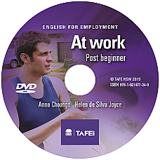 At work: Post-beginner (DVD)