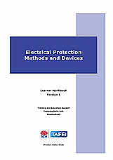 Electrical Protection Methods and Devices Learner Workbook Version 1.