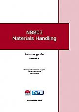NBB03 Materials Handling