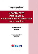 MSAENV272B Participate in environmentally sustainable practices.