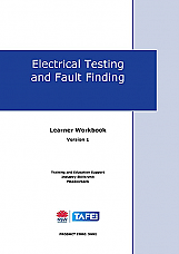 Electrical Testing and Fault Finding Learner Workbook Version 1.