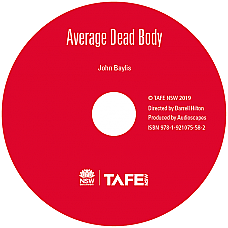 Average Dead Body (Audio CD)