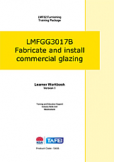 LMFGG3017B Fabricate and install commercial glazing (Colour)