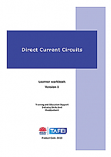 Direct Current Circuits Learner Workbook Version 1.