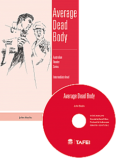 Average Dead Body (Reader & CD)