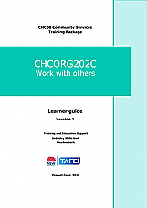 CHCORG202C Work with others