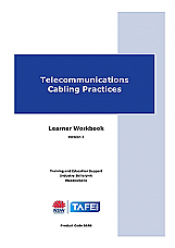 Telecommunications Cabling Practices Learner Workbook Version 1.