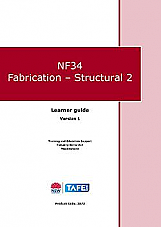 NF34 Fabrication - Structural 2
