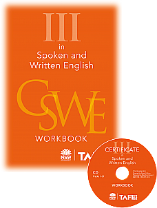 CSWE lll Workbook 2009 (Workbook & CD)