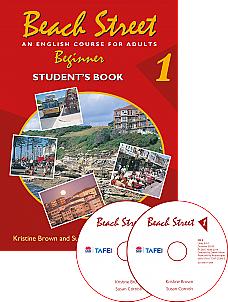 Beach St 1 - Student  (Workbook & CD)