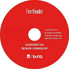 Fire Reader (Audio CD)